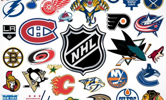 best nhl logos of all time chirp hockey blog